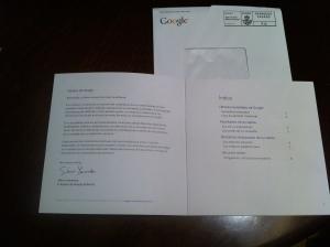 Google manda...cartas1