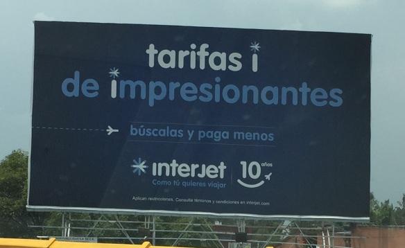 Interjet, derroche de creatividad...